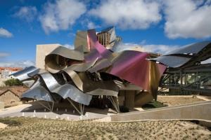 L'Hotel Marqués De Riscal di F. O'Gehry