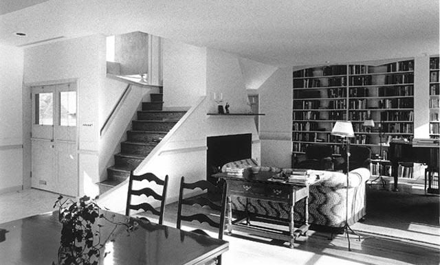 Architettura contemporanea architettura ingegneria for Interno della casa