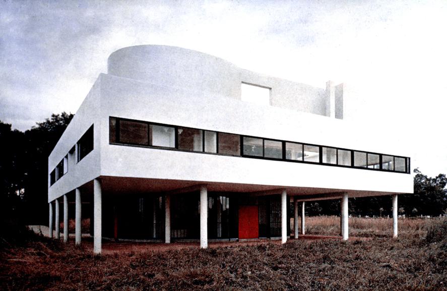 Villa savoye architettura ingegneria arte for Casa artigiana progetta il maestro del primo piano