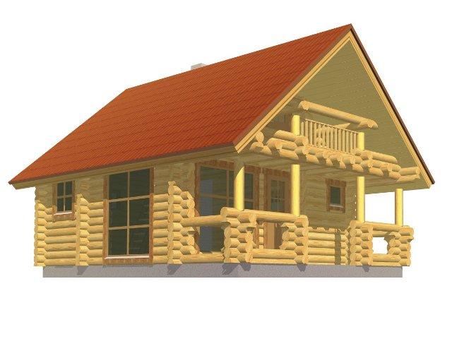 Casa legno - Ikea casa prefabbricata ...